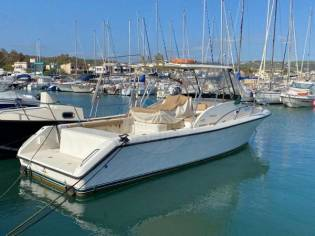 Custom Cantiere 52 Yachts Pursuit 2800