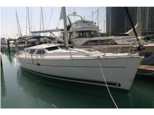 HUNTER 44 DS