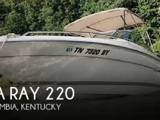 Sea Ray 220 Signature Select