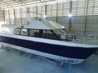 Custom Seacat 16 Metre Aluminium Catamaran