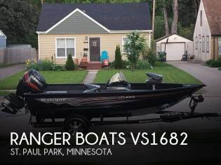 Ranger Boats VS1682 SC