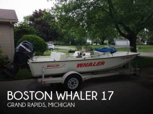 Boston Whaler Super Sport 17