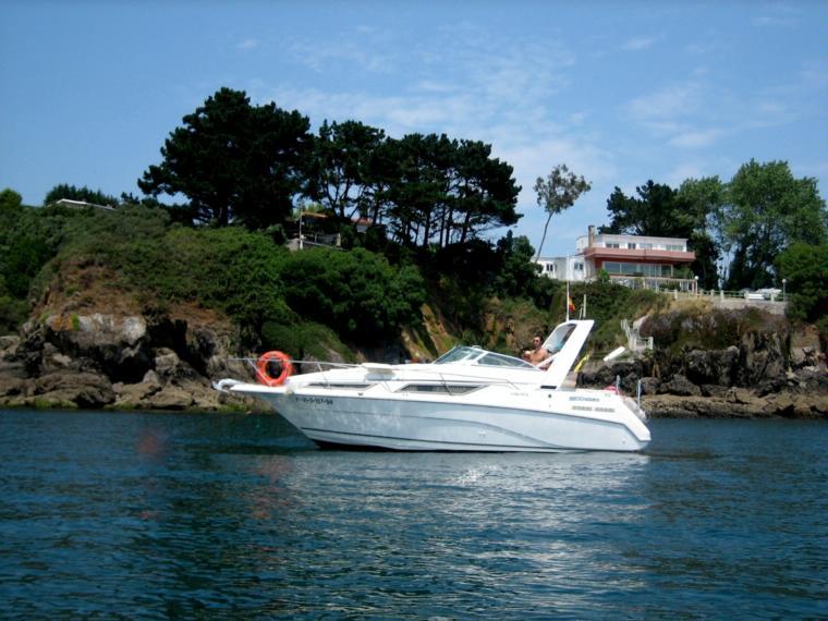 Cruiser rogue 2670 en rcn a coru a barcos a motor de for 2670 5