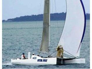 Ballistic 31 Trailerable Sailing Catamaran