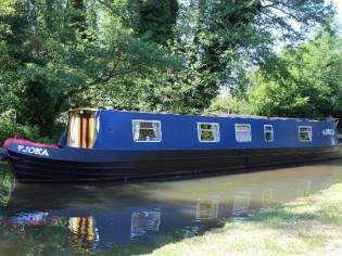 Colecraft 50' Semi Trad Narrowboat
