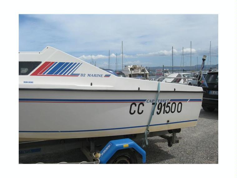 B2 marine cap ferret 452 fish en cerde a embarcaciones for Johnson marine italia