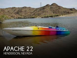 Apache Powerboats Scout 2