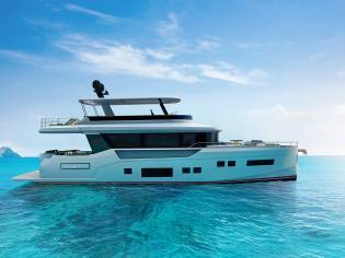 Sirena 68 - NEW
