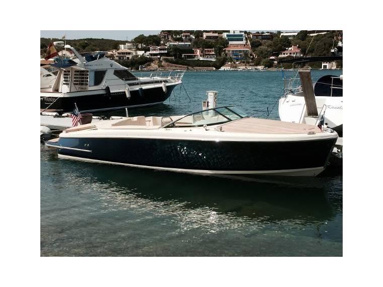 Chris craft capri 25 en menorca embarcaciones cabinadas for Chris craft capri 25