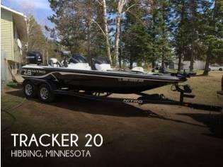 Tracker 20 Z8 Nitro