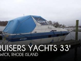 Cruisers Yachts Esprit 3370