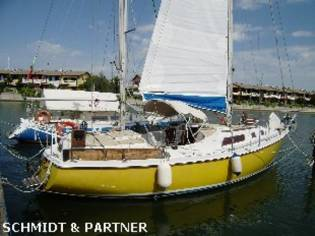 Custom Interyacht VAGABOND 33