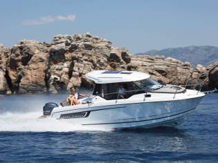 Jeanneau Merry Fisher 795 Full options