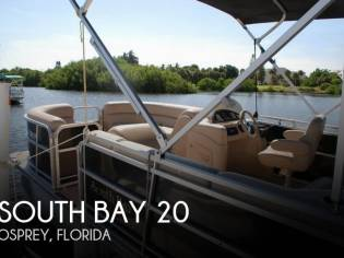 South Bay 20 Saltwater Edition