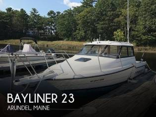 Bayliner Trophy 23