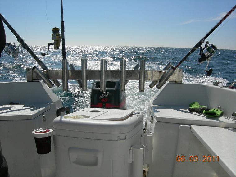 Quicksilver 450 cabine en cantabria barcos a motor de for Cabine del fiume bandera