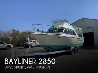 Bayliner Bounty Series 2850