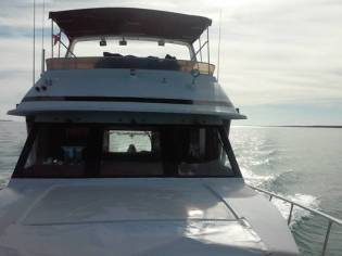 Chris Craft christ craft  501 Motoryacht  1988