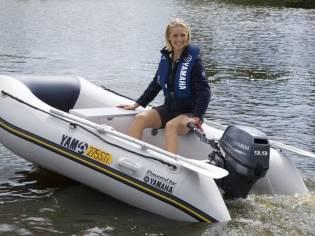 Yamaha Boats Yam 275 Sti mit 5 PS VHochdruckboden