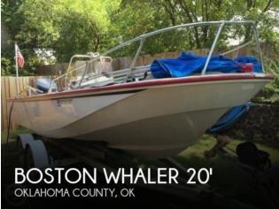 Boston Whaler Outrage V-20
