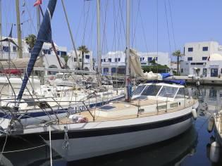 FINNSAILER 34 Listo para navegar