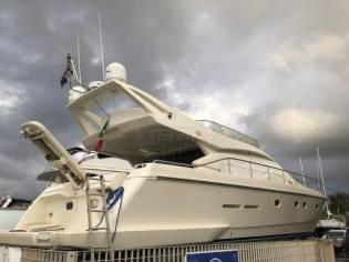 Ferretti Yachts 53'