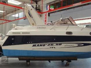 Mano 26.50 Cruiser