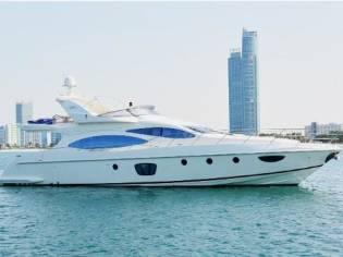 Azimut 68E Motor Yacht