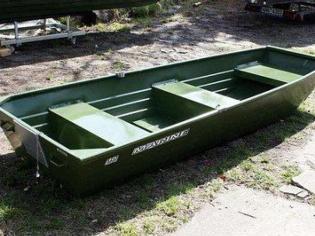 Alu-Marine Boot J10