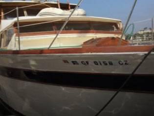 Trojan 42 Sea Voyager