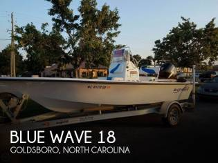 Blue Wave 180 V-Bay