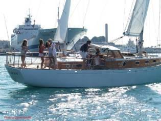 Yacht Club classic ketch 45