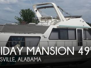 Holiday Mansion Coastal Commander 490
