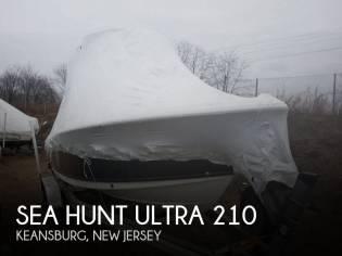 Sea Hunt Ultra 210