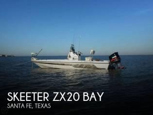 Skeeter ZX20 BAY