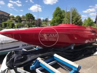Riva Ferrari 32 project
