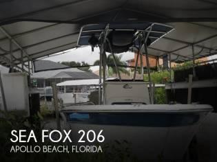 Sea Fox 206 CC