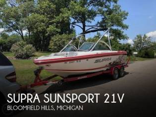 Supra Sunsport 21V