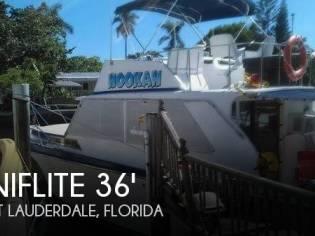 Uniflite 34 Sportfish