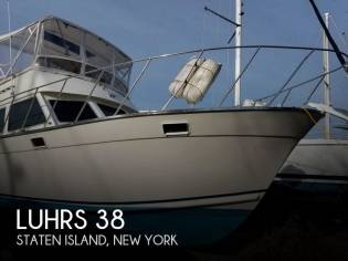 Luhrs 38 Sedan Cruiser