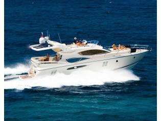 Pearl Motor Yacht 50