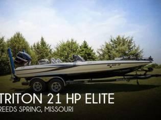 Triton 21 HP Elite