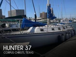 Hunter 37