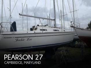 Pearson 27