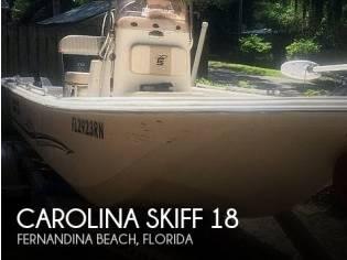 Carolina Skiff 18