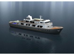 Barens Expedition Yacht conversion