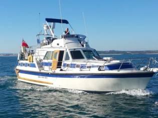 Aquastar Oceanrange 38 Flybridge