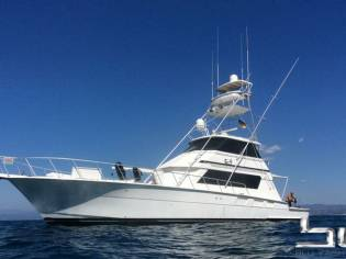 Hatteras 65 EB Convertible