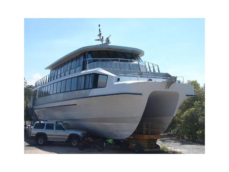 Westermoen Hydrofoil Catamaran
