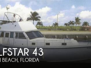 Gulfstar 43 Mark II